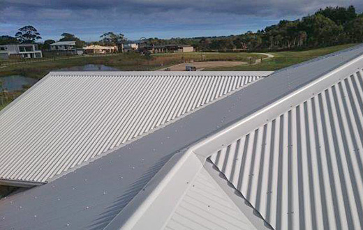 Roof plumbing in Korumburra